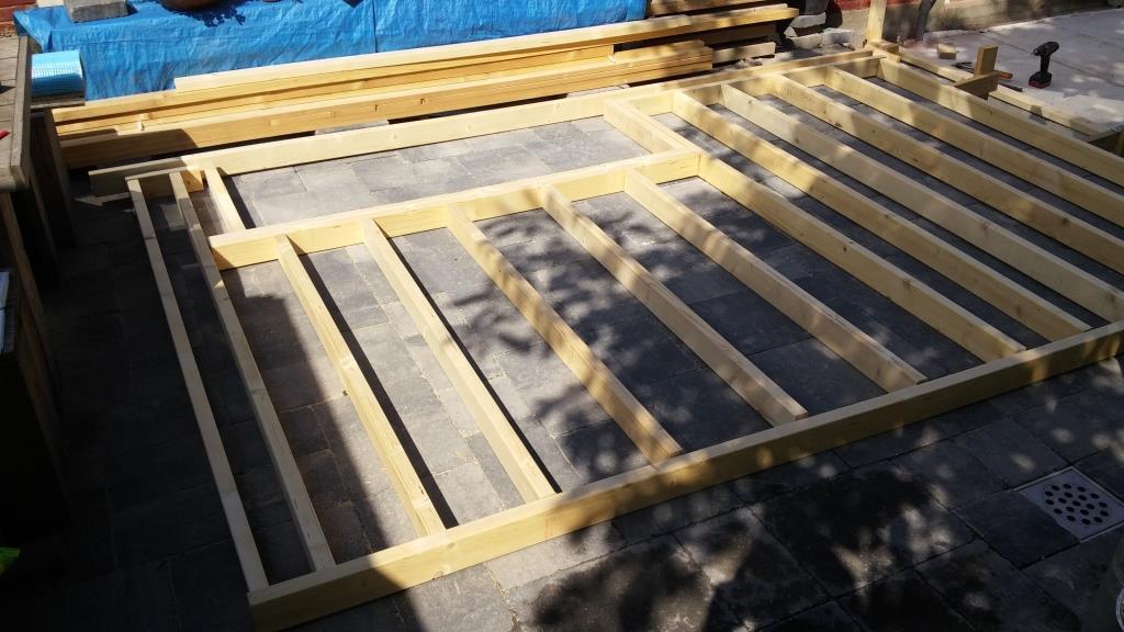houtskeletbouw